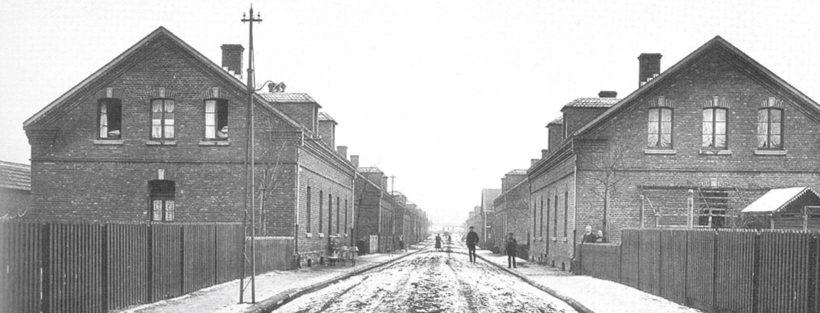 Eisenheim – Die älteste Arbeitersiedlung im Ruhrgebiet